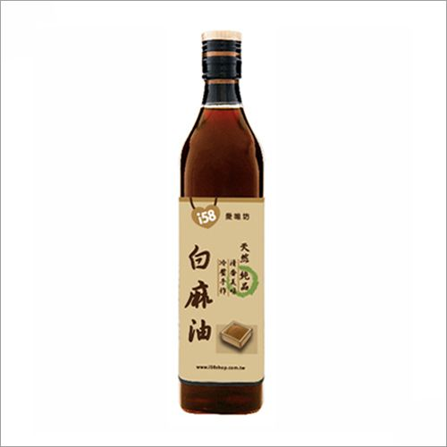 【香油】560ml*1,白芝麻油,運費$150