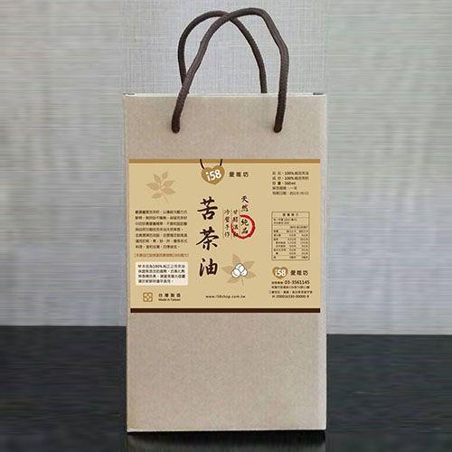 禮盒/禮袋 (可裝2瓶)